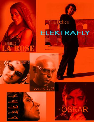 orange Poster 2009